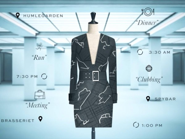 Coded Couture from Google & H&M