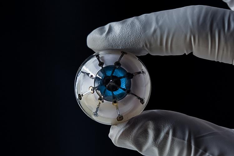 3d-printed bionic eye