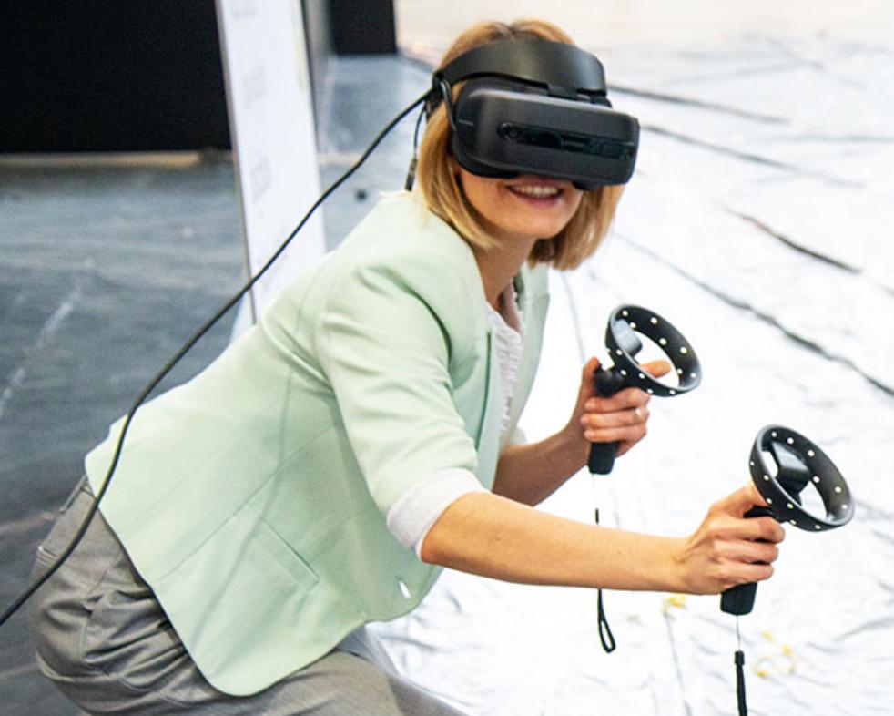 Conoce a fondo las Tecnologías Inmersivas